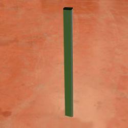 Poste para verja hercules electrosoldada plegada de 1m.