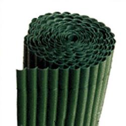 Cañizo P.V.C. 700gr 1 X 5 m. de largo Verde