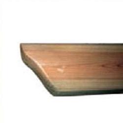 Travesaño pecho palomo para pergola 12 X 7 X 500 cm. de largo