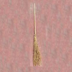 Escoba de Bambu