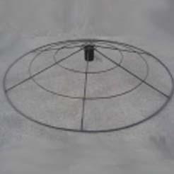 Aro de sombrilla 1.86 m.