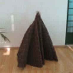 Manto de brezo  2 m.