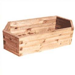 maceteros madera