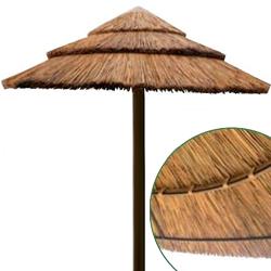 Sombrilla de Junco Africano 2.20 m.