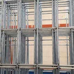 Panel verja electrosoldada plana 3 X 2 m.