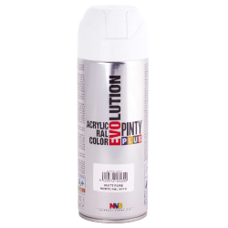 Spray Pintura Blanca 400ml.