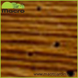 metro lineal de pergola de hormigon imitacion a madera x cm hasta metros