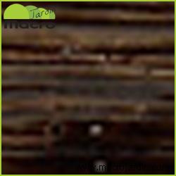 Capitel esquina de hormigon imitacion a madera serie Granada