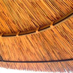 Sombrilla de Junco Africano 2.15 m.
