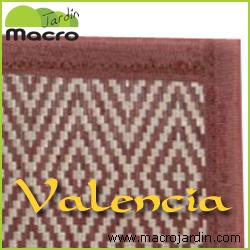 Alfombra de bamb� modelos Alicante, Castell�n y Valencia 120 X 180 cm.