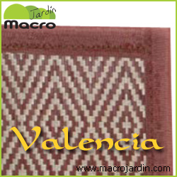 Alfombra de bambu modelos Alicante, Castellon y Valencia 120 X 180 cm.