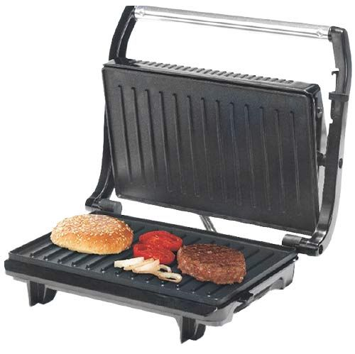 OUTLET Grill Carcasa Acero Inox - Tristar GR2846 (Sin Embalaje)